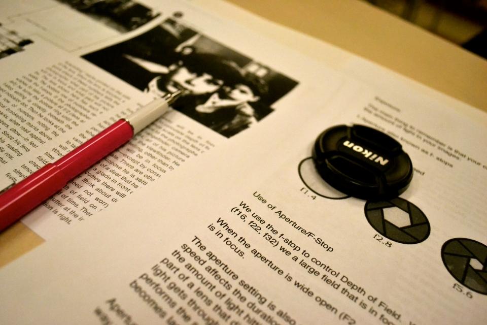 - studing -